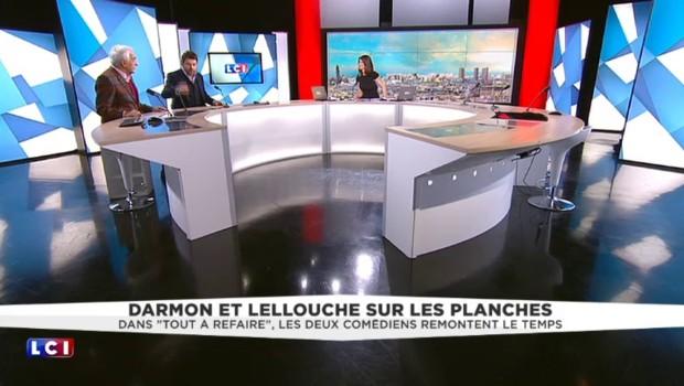 """G. Darmon : """"Des tsunamis de rire"""" pour la première de """"Tout à refaire"""""""