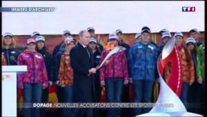 JO de Sotchi : de nouvelles accusations de dopage contre les sportifs russes