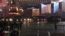 Moscou : les répétitions s'enchaînent en prévision d'une parade militaire inédite