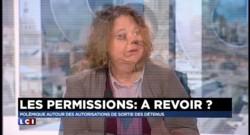 """Prison : """"La permission de sortie ne connaît un taux d'échec que de 0,5%"""" rappelle Véronique Léger (USM)"""