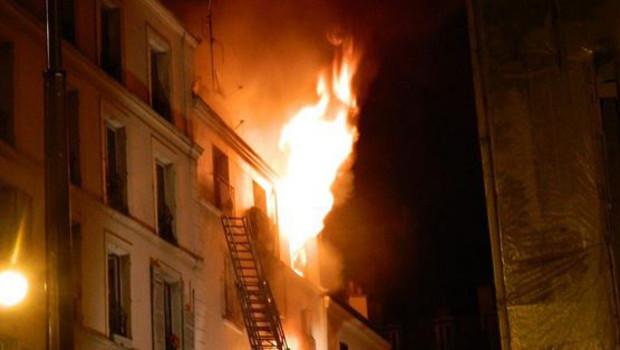 Un incendie fait huit morts dont deux enfants dans le XVIIIe arrondissement de Paris