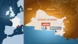 Marseille : abattu à la kalachnikov au volant de sa voiture