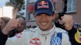 Rallye : Ogier succède à Loeb
