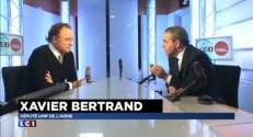 "Anti-terrorisme : Bertrand veut ""empêcher les djihadistes de revenir en liberté"""