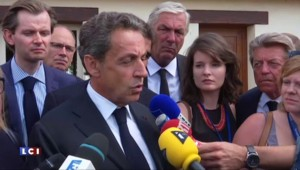 """Crise porcine, Sarkozy fustige Hollande : """"Aucune réponse structurelle n'est apportée"""""""