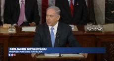 """Devant la Congrès américain, Netanyahu parle de l'Iran comme une """"menace"""""""