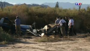 Le 13 heures du 12 mars 2015 : Crash en Argentine : les experts du BEA sur le terrain, l'équipe toujours confinée à l'hôtel - 619.0849999999999