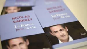 Le livre de Nicolas Sarkozy.