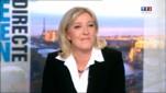 Marine Le Pen à Parole Directe - 16/04/2012