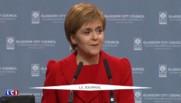 """Nicola Sturgeon, dirigeante du Parti national écossais : """"Ce soir nous entrons dans l'histoire"""""""