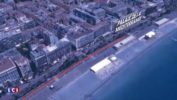 Attentat de Nice : la reconstitution du parcours du tueur
