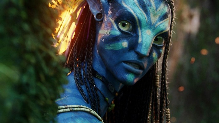 Avatar - James Cameron - Zoe Saldana