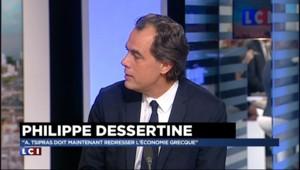 """Grèce : """"Tsipras est en dehors de la classe politique traditionnelle"""""""