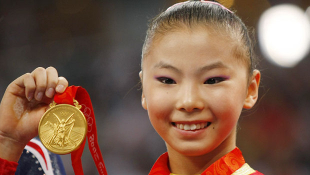 He Kexin, double championne olympique : quel âge a-t-elle ?