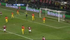 Milan-Barça : une défaite qui fait mal pour Barcelone (20 février 2013)