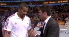 """Mondial de handball : """"Quand je ne dors pas, c'est pour vivre ce genre de moment"""" dit Dinart"""
