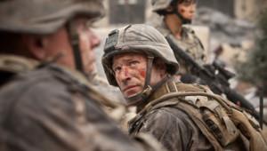 World Invasion Battle Los Angeles, un film de Jonathan Liebesman, avec Michelle Rodriguez, Aaron Eckhart...