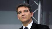 Arnaud Montebourg, le 4 décembre 2014