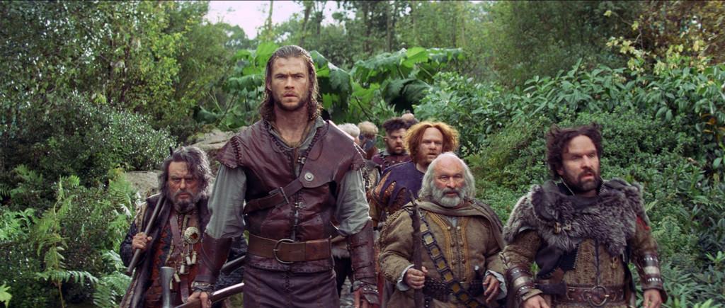 Blanche Neige et le chasseur de Rupert Sanders