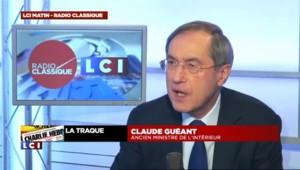 """Charlie Hebdo : """"La réaction des Français était particulièrement frappante"""" selon Claude Guéant"""