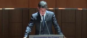 Corse : Manuel Valls rencontre les dirigeants nationalistes