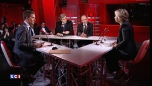 """La sortie de l'euro, """"une très mauvaise solution pour les Grecs"""" prévient Pécresse"""