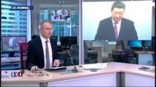 """Le président chinois rappelle le principe d'""""une seule Chine"""""""