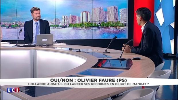 """Loi Travail : """"Hollande ne s'imaginait pas à avoir à faire face à des actes de sédition"""""""