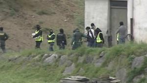Opération anti-ETA et saisie d'explosifs par la Garde Civile espagnole (14/04/2011)