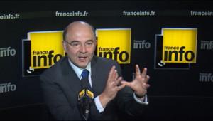 Pierre Moscovici, sur France Info, le 26 mars 2012.