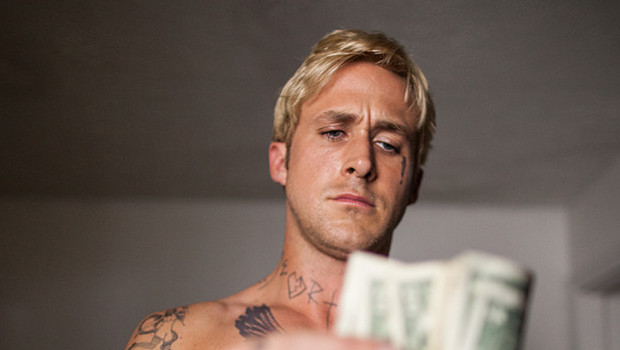 Ryan Gosling dans le film The Place Beyond the Pines