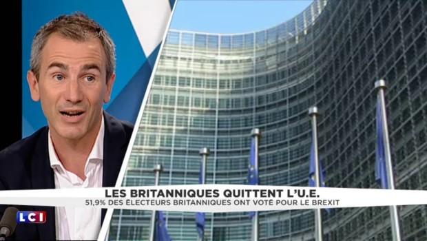 """Un risque de contagion après le Brexit ? """"Dans aucun pays vous n'avez de majorité pour sortir"""""""