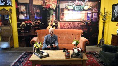 Une reproduction à l'identique du mythique café Central Perk de la série Friends a ouvert ses portes le 17 septembre à New York