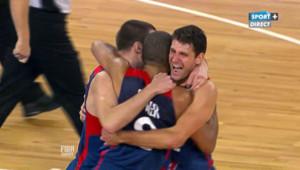 basket euro 2013 demi-finale victoire France contre Espagne