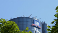 GM Logo Detroit