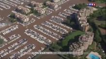 Intempéries : les images aériennes de la catastrophe