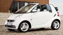 SMART Smart Cabrio 1.0 71ch mhd Pulse Softip - 2012