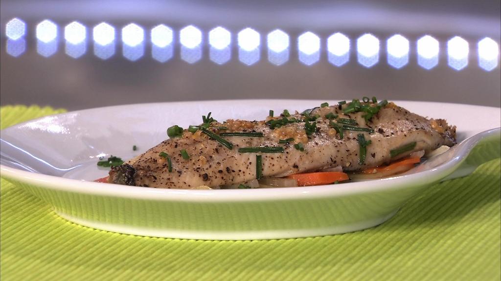 Papillote de hareng aux graines de moutarde petits plats en equilibre mytf1 - Mytf1 petit plat en equilibre ...