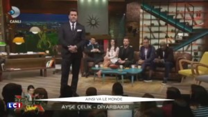 """Répression de la communauté kurde : un talk-show turc accusé de """"propagande terroriste"""""""