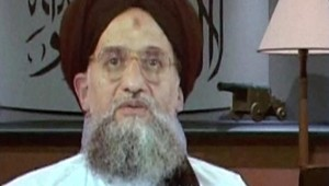 TF1/LCI : Message vidéo du numéro deux d'Al-Qaïda, Ayman al-Zawahiri, diffusé sur la chaîne Al-Jazira