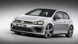 Volkswagen Golf R400 Concept 2014
