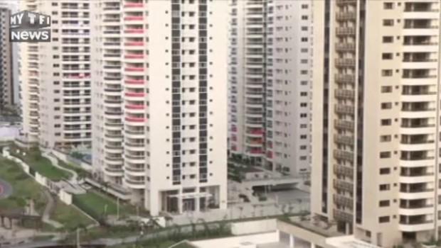 A deux semaines des JO, Rio inaugure le village olympique