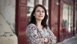 Cécile Duflot, le 6 avril 2011 à Dijon