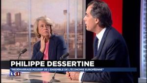 Croissance : la France fait figure de mauvais élève