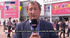 """François Lamy à la Rochelle : """"L'ambiance n'est pas électrique ni explosive"""""""