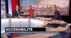 Handicap : la France en retard sur les questions d'accessibilité