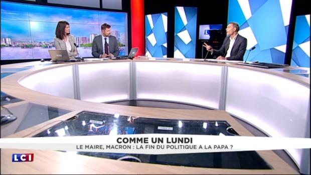 """La fin du """"politique à la papa"""" ? """"Comme un lundi', la chronique politique de Renaud Pila"""