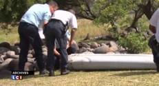 Crash du MH370 : Hollande a reçu les familles des quatre victimes françaises