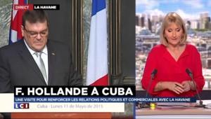 """Cuba : """"Les étudiants sont les représentants du futur du pays"""""""
