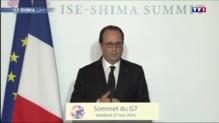 """François Hollande : """"Je tiendrai bon parce que je pense que c'est une bonne réforme"""""""